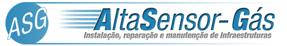 AltaSensor Gás